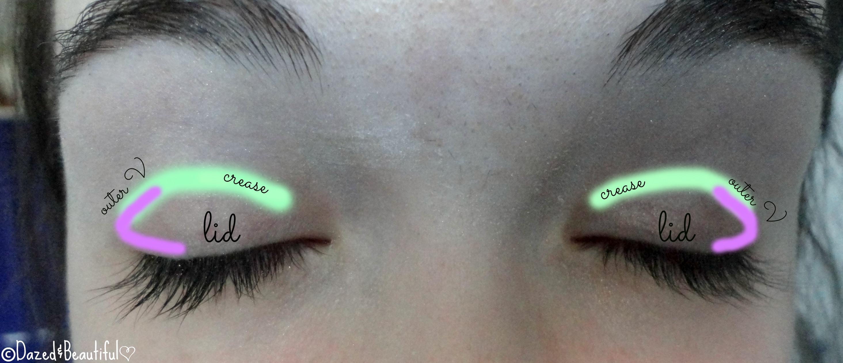 Smokey eye makeup dazedbeautiful demonstraion geenschuldenfo Gallery