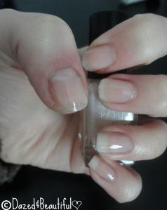 step 2 manicure