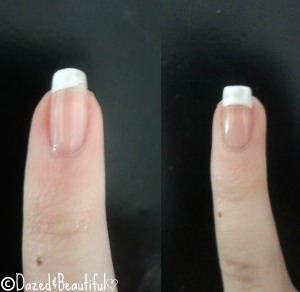 step 3 manicure
