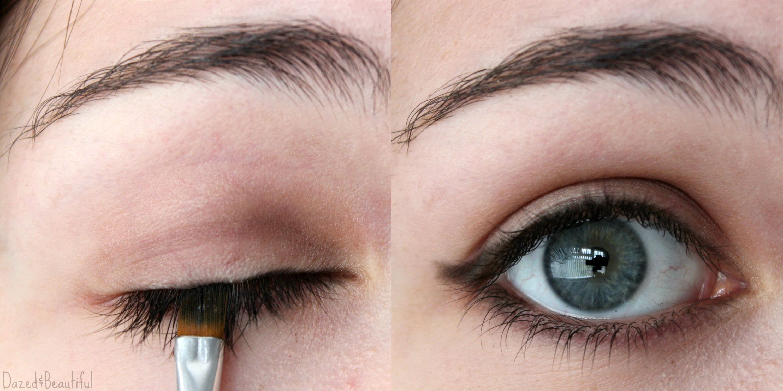 Light Smokey Eye Makeup Tutorial – Dazed&Beautiful