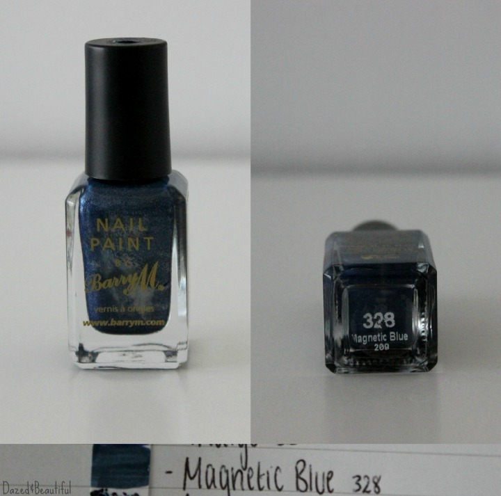16 magnetic blue