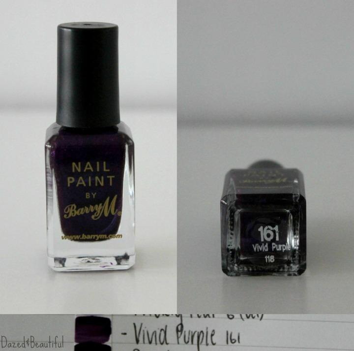 20 vivid purple