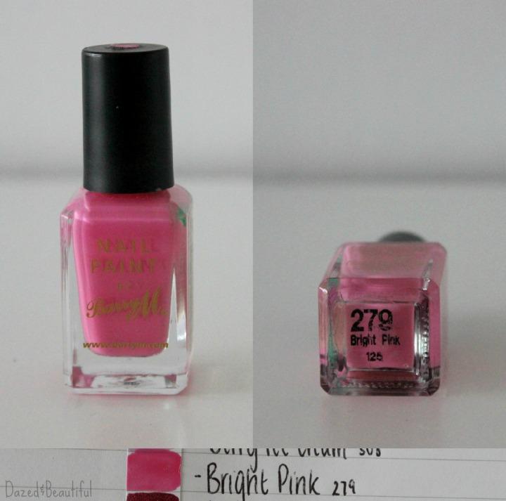 24 bright pink